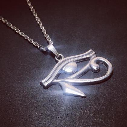Eye of horus silver 925-pendant /ey..